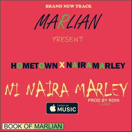 [Music] Hometown X Naira Marley – Ni Naira Marley