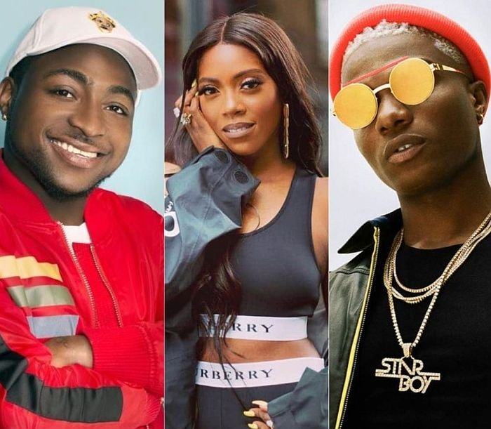 Top 10 Nigerian Artistes With The Largest Followers On Instagram