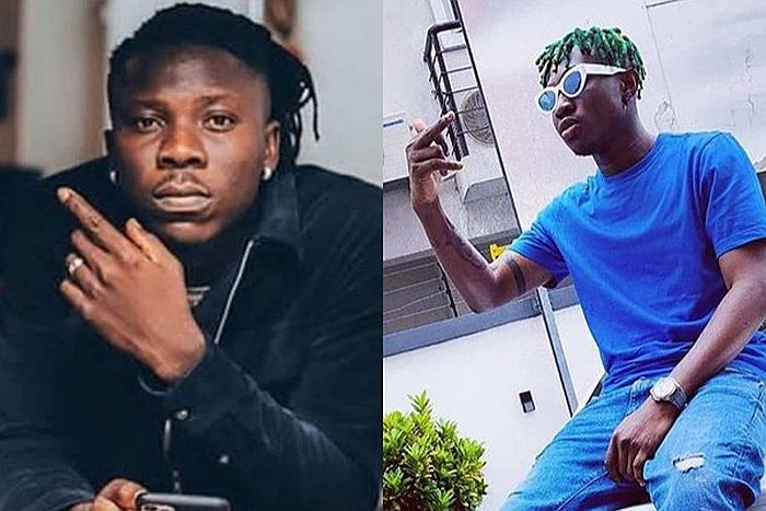 Stonebwoy Reveals Why He Featured Zlatan In His Album (SEE WHY)