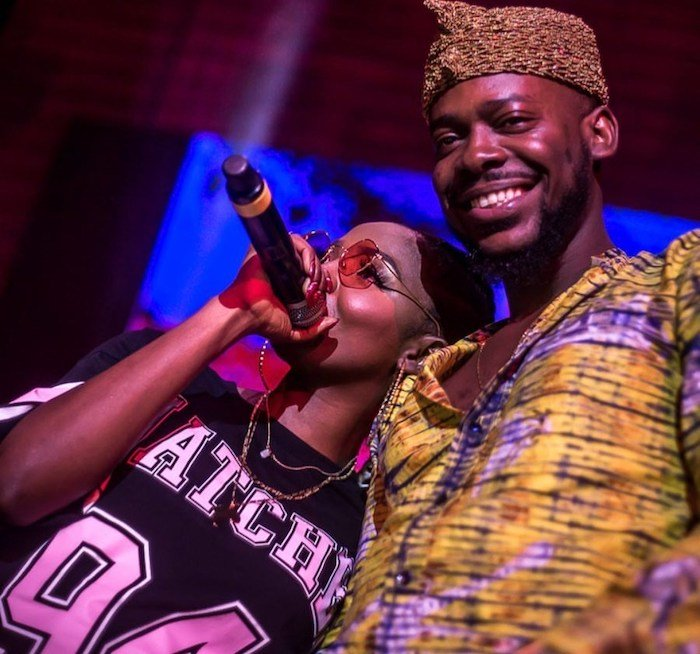 Adekunle Gold And Simi Finally Share Picture Of Their Baby Girl