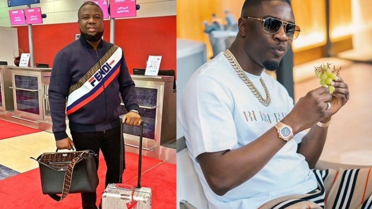 Dubai Police Hand Over Hushpuppi And Woodberry To US