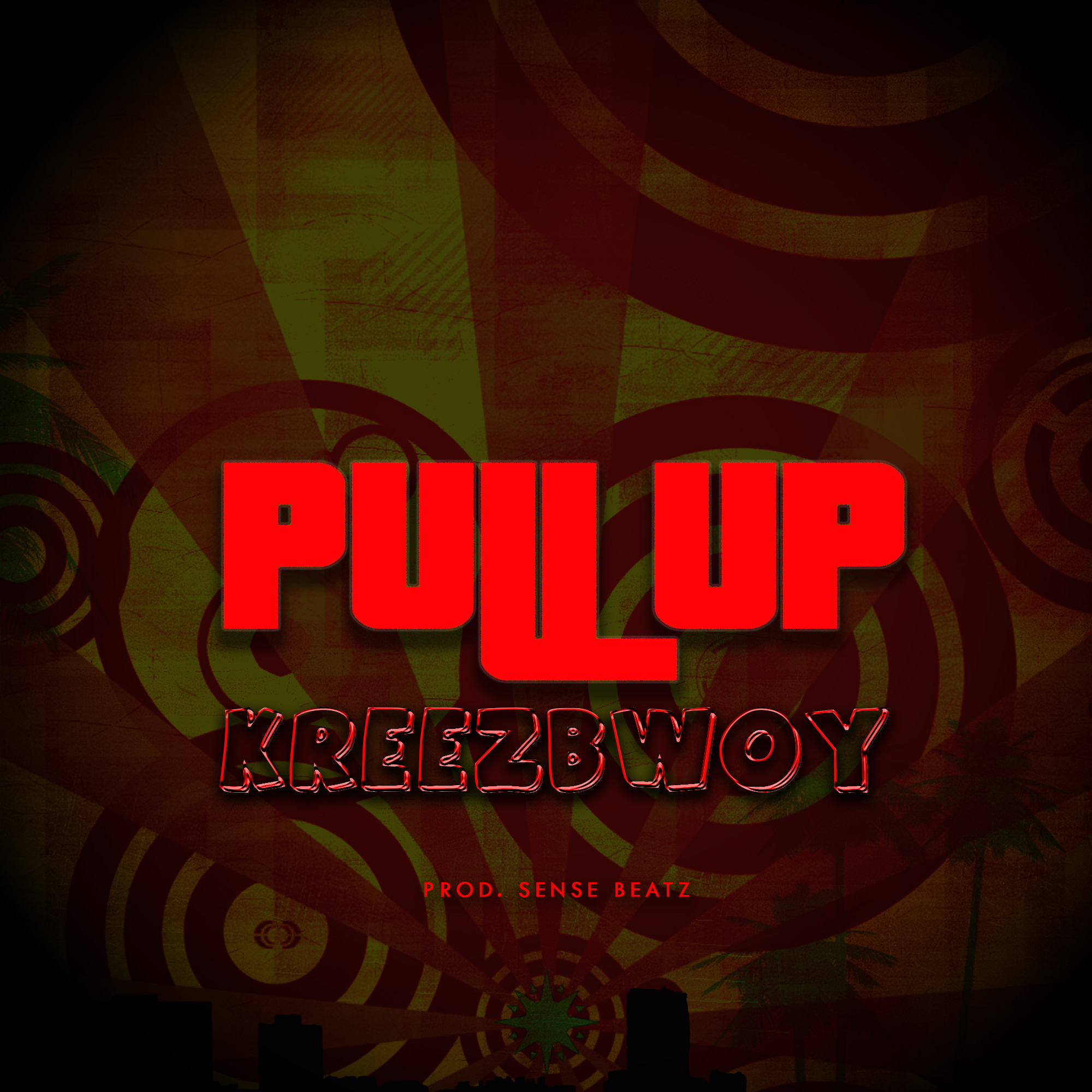 [Music] Kreez Bwoy – Pull Up (Prod. By Sense Beats)