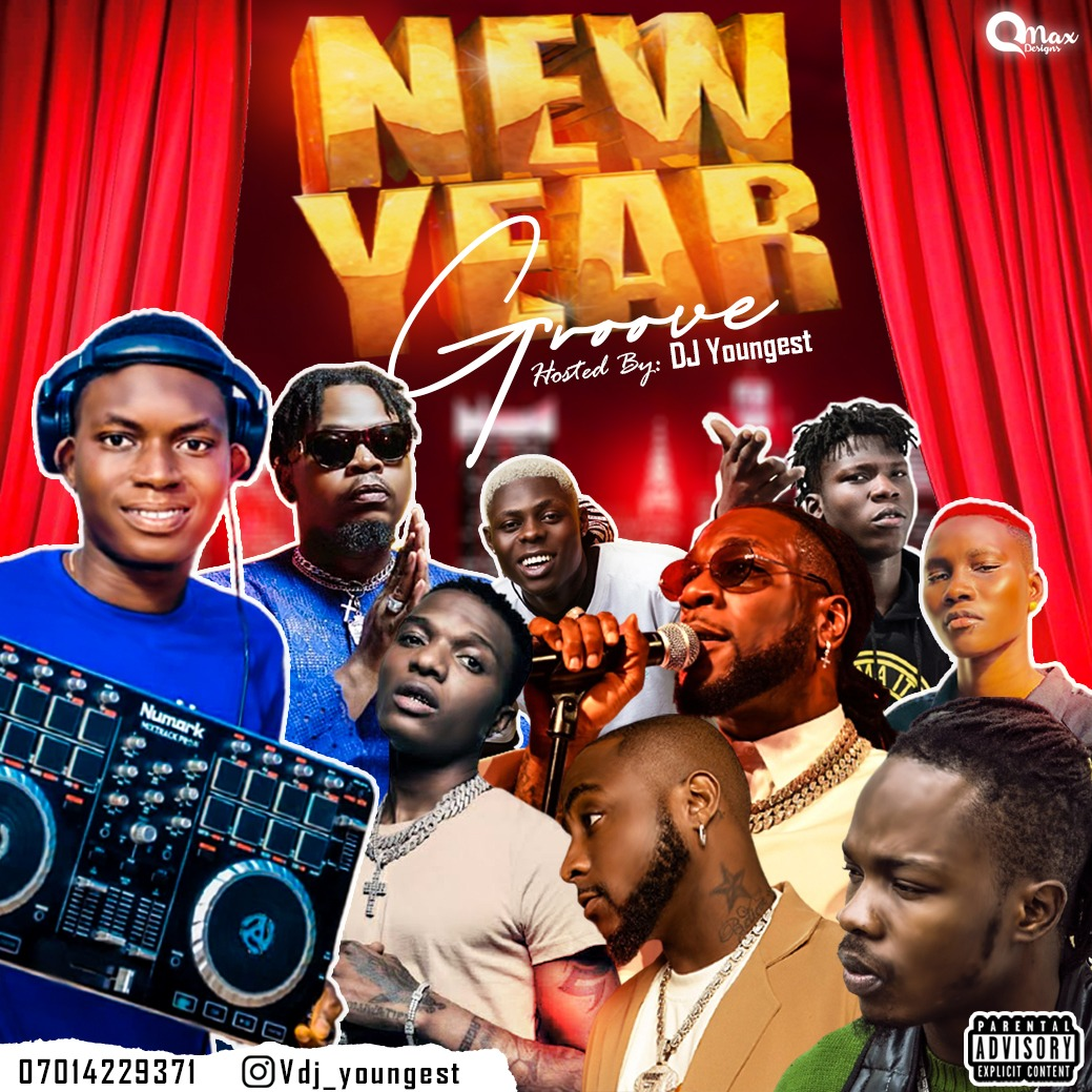 [Mixtape] DJ Youngest - New Year Groove