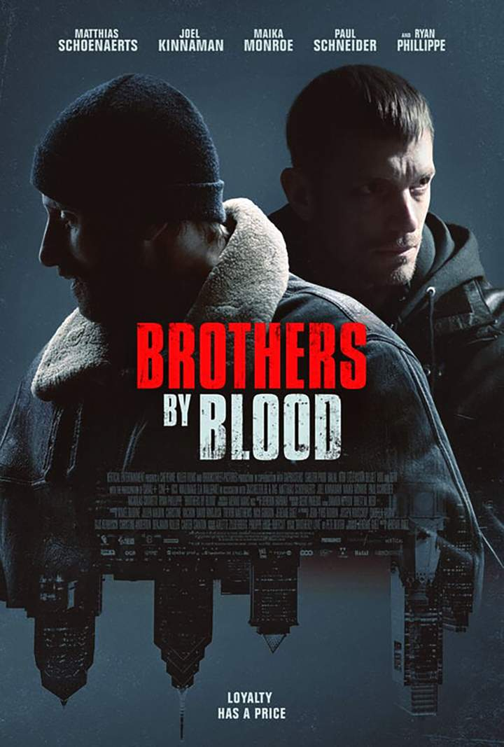 [Movie] Brothers By Blood (2021)