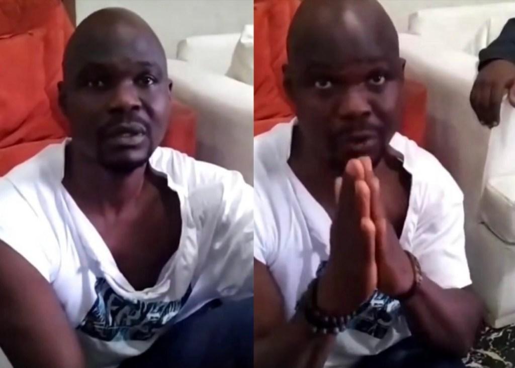 CCTV Video Of Baba Ijesha Molesting The 14-Year-Old Girl Released (18+)